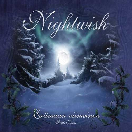 Nightwish - Erämaan Viimeinen CD (album) cover