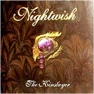 Nightwish - The Kinslayer CD (album) cover