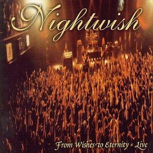 Nightwish - From Wishes To Eternity CD (album) cover