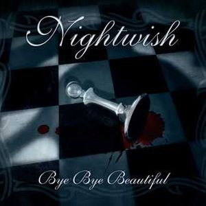 Nightwish - Bye Bye Beautiful CD (album) cover