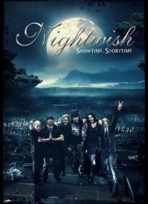 Nightwish - Showtime, Storytime DVD (album) cover