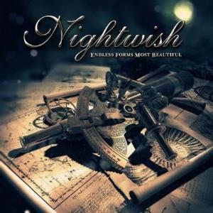 Nightwish - Endless Forms Most Beautiful CD (album) cover