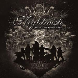 Nightwish - Endless Forms Most Beautiful Tour Edition CD (album) cover