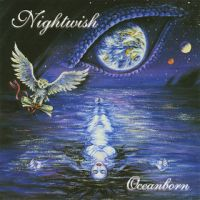 Nightwish - Oceanborn CD (album) cover