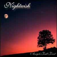Nightwish - Angels Fall First CD (album) cover