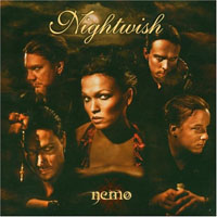 Nightwish - Nemo CD (album) cover