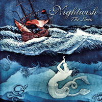 Nightwish - The Siren CD (album) cover