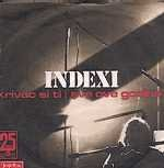 Indexi - Krivac Si Ti CD (album) cover