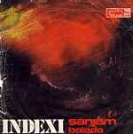 Indexi - Sanjam CD (album) cover