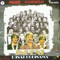 Indexi - U Inat Godinama CD (album) cover