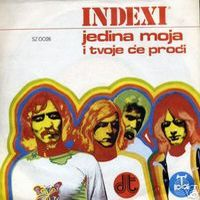 Indexi - Jedina Moja CD (album) cover