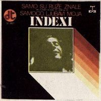 Indexi - Samo Su Ruze Znale CD (album) cover