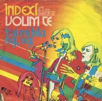 Indexi - Volim CD (album) cover