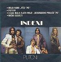 Indexi - Putovi CD (album) cover