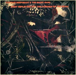 Captain Beefheart - Light Reflected Off The Oceands Of The Moon CD (album) cover