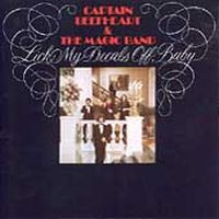 Captain Beefheart - Lick My Decals Off, Baby CD (album) cover