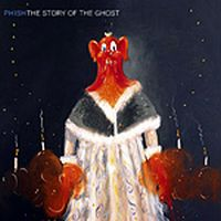 Phish - The Story Of The Ghost CD (album) cover