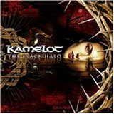 KAMELOT - The Black Halo CD album cover