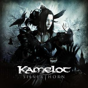 KAMELOT - Silverthorn CD album cover