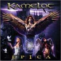 KAMELOT - Epica CD album cover