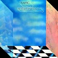 Traffic - The Low Spark Of High Heeled Boys CD (album) cover
