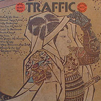 Traffic - More Heavy Traffic CD (album) cover