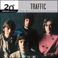 Traffic - 20th Century Masters - The Millennium Collection : The Best Of Traffic CD (album) cover