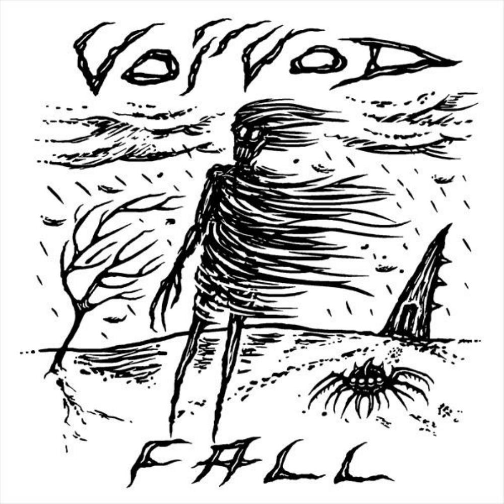 Voivod - Fall / Gospel Of The Horns (with Entombed A.d.) CD (album) cover