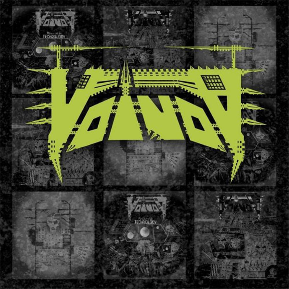 Voivod - Build Your Weapons (the Very Best Of The Noise Years 1986-1988) CD (album) cover