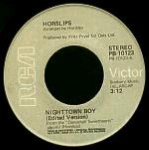 Horslips - Nighttown Boy / We Bring The Summer With Us CD (album) cover