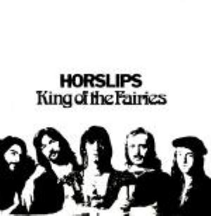 Horslips - King Of The Fairies / Phil The Fluters Rag CD (album) cover