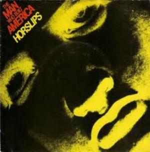 Horslips - The Man Who Built America / Long Weekend CD (album) cover