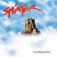 Splinter - Luchtkastelen CD (album) cover