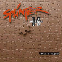 Splinter - Devil's Jigsaw CD (album) cover