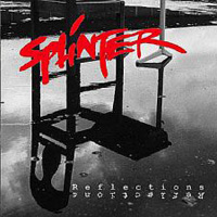 Splinter - Reflections CD (album) cover