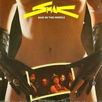 SMAK - Dab In The Middle CD album cover