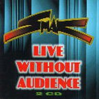 Smak - Live Without Audience CD (album) cover
