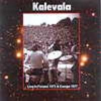 Kalevala - Live In Finland & Europe : 1970-1977 CD (album) cover