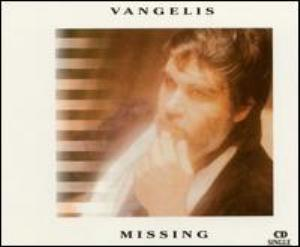 Vangelis - Missing CD (album) cover