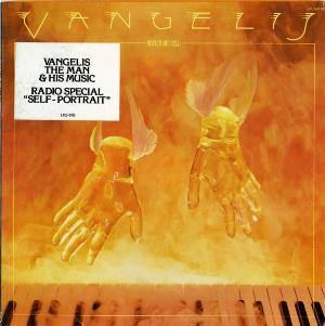 Vangelis - The Vangelis Radio Special CD (album) cover