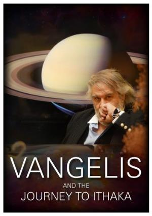 Vangelis - Vangelis And The Journey To Ithaka DVD (album) cover