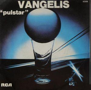 Vangelis - Pulstar / Alpha CD (album) cover