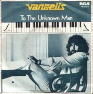 Vangelis - To The Unknown Man CD (album) cover