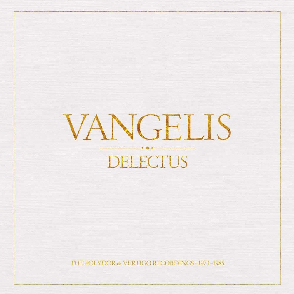 Vangelis - Delectus CD (album) cover