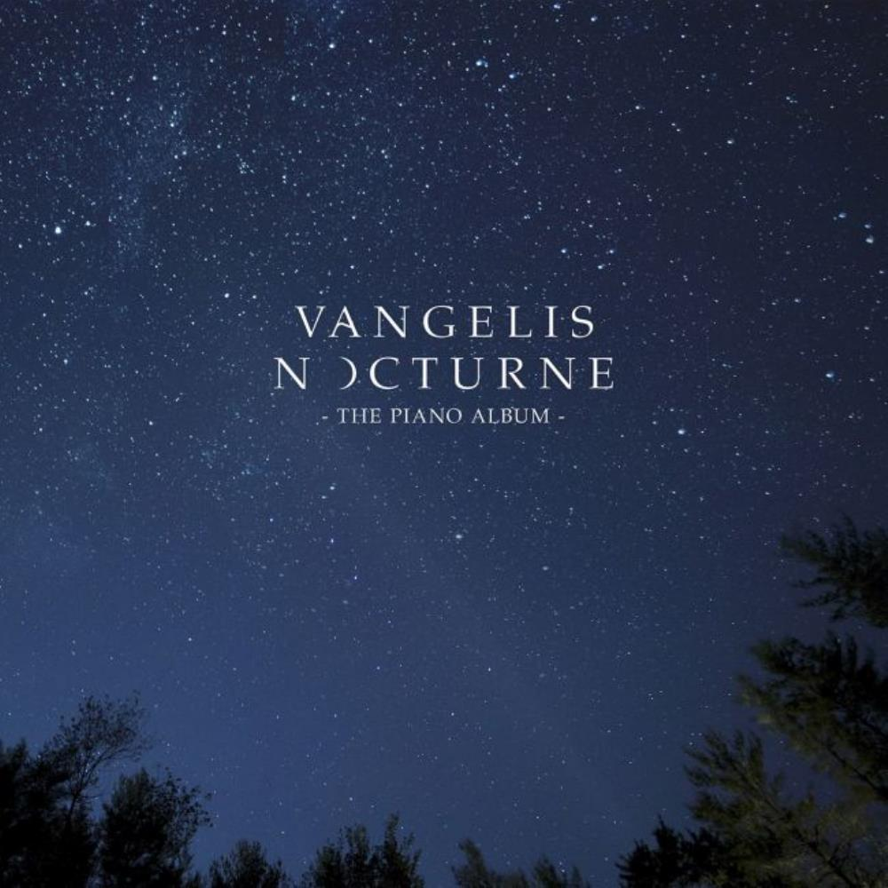 Vangelis - Nocturne - The Piano Album CD (album) cover