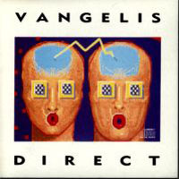 Vangelis - Direct CD (album) cover