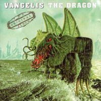 Vangelis - The Dragon CD (album) cover