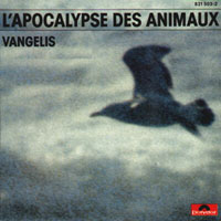 Vangelis - L' Apocalypse Des Animaux CD (album) cover
