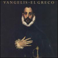 Vangelis - El Greco CD (album) cover
