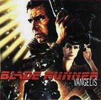 Vangelis - Blade Runner CD (album) cover
